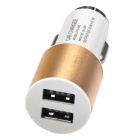 Dual USB 12~24V 3.1A Safety Hammer Car Charger for Mobile Phone