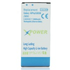 2600mAh Battery + US-plug Charger for Samsung Galaxy Alpha / G850