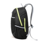 Naturehike Folding Double-Shoulder Bag Backpack - Black (22L)