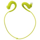DseKai HV-806 Outdoor Sports Bluetooth V4.0 Neckband Earphone - Green