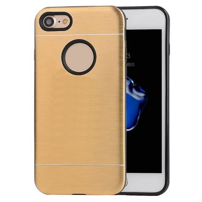 Cwxuan Ultra Thin TPU Case with Aluminum Ring Bracket for IPHONE 7