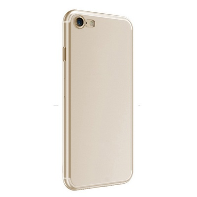 Ultra-Thin Protective Back Case for IPHONE 7 - Transparent