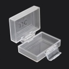JJC BC-1 Hard PC Battery Storage Case Box for Canon / Nikon Battery