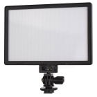 1002lm 3300~5600K LED Photography DSLR Camera Light Lamp for Wedding / Interview