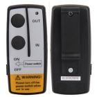 15m 12 Volt Wireless Remote Control Set for Truck Jeep ATV Winch