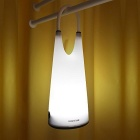 USB Charging Portable Camping A Night Light - White