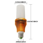 YouOKLight YK1114 E27 15W Cold White Light LED Corn Lamp (AC 110~250V)