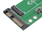 "Kitbon NGFF to SATA III 2.5"" 22 Pin HDD Driver Converter Adapter Card"