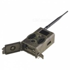 CMOS 12MP 1080P Motion Triggered Hunting Trail Camera - Green CP