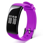 Maikou X16 Heart Rate Monitoring Smart Watch Bracelet - Purple
