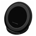 Mindzo Qi Standard Fast Charging Wireless Charger - Black