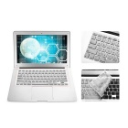 Silicone Keyboard Protector Cover for 13 / 15 / 17 inch MacBook