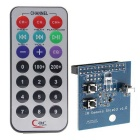 IR Remote Infrared Expansion Board and Remote Control Kit for RPI