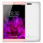 V80 SE Android 5.1 Tablet PC w/ ROM 2GB, RAM 32GB - Pink + White