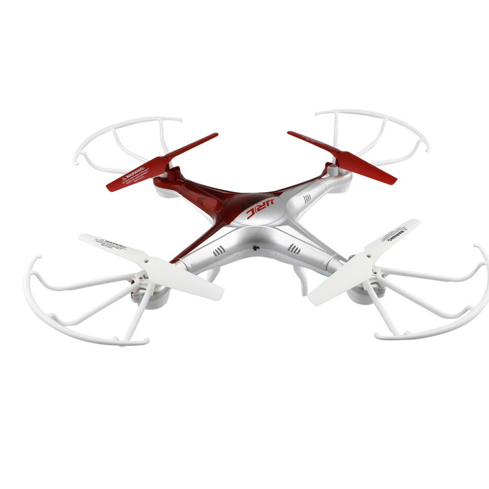 JJRC H97 2.4GHz 6-axis Gyro RC Quadcopter w/ 0.3MP Camera - Red