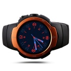 Z9 Android 5.1OS 3G Smart Watch Phone with Heart Rate Camera WIFI Siri