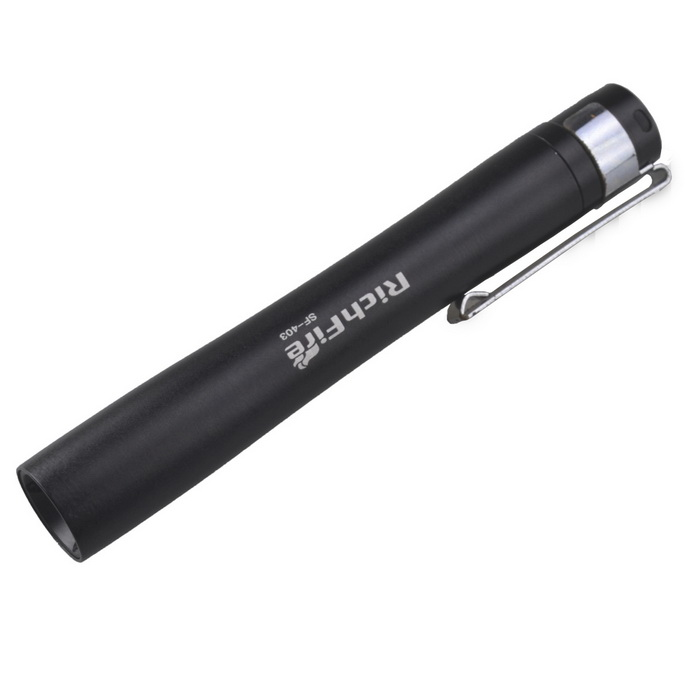 RichFire SF-403 200lm Mini LED Warm White Flashlight (1 * AAA / 10440)