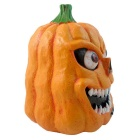 Halloween Pumpkin Haunted House Decorative Props Sound Activated Lamp