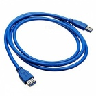 USB 3.0 SuperSpeed Male to Female Extension Cable (150CM-Length)