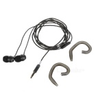 OVLENG iP-330 Universal 3.5mm Plug Wired In-Ear Earphones - Black