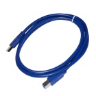 USB 3.0 SuperSpeed A Male to B Male Data Cable (150CM-Length)