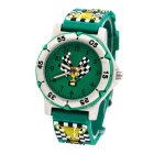3D Environmentally Friendly Silicone Racing Champion Children's Watch