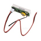 "12V 1.7"" Blue LED Car Digital Thermometer Voltmeter Clock Module"