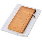 BLCR Wallet Case Phone Cover for Phone 5.5 Inch or Less - Khaki