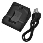 Mini base de carga w / cable USB para la PS4 - negro