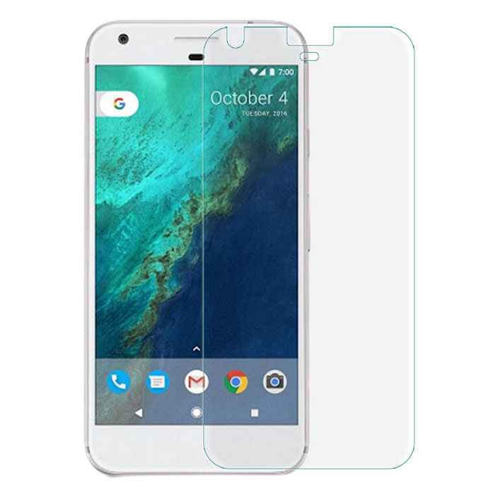 Screen Protector Tempered Glass Film for Google Pixel - Transparent