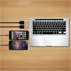 TUTUO OTG USB 3.1 Type-C Converter to Dual USB 2.0 Hub Adapter