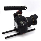 Veledge Video Cage with Top Handle Grip for Sony A7, A7S, GH4, BMCC