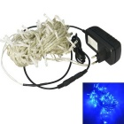 Jiawen 3.5W 10M 100-LED Blue Christmas Decorative Lamp Light String