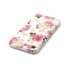 Flower Pattern TPU Protective Back Case Cover for IPHONE 7