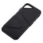 """Z"" Pattern Protective PC + TPU Back Case for IPHONE 7 4.7"" - Black"