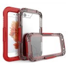 Waterproof Case and Touch Screen for IPHONE 7 - Red