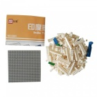 3D Mini DIY Diamonds Granule Taj Mahal Building Erector Set Toy