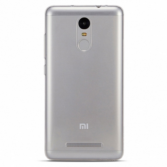 Ultra-thin Protective Case for Xiaomi Redmi Note 3 - Transparent