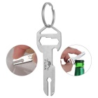 FURA 440 Stainless Steel EDC Screwdriver Knife Tool - Silver