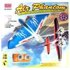 Air Phantom R/C Airplane with Rechargeable Batteries and Charging Kit