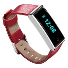 Eastor QS60 Heart Rate Monitor Smart Wristband Long Standby Time - Red