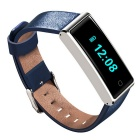 Eastor QS60 Heart Rate Monitor Smart Wristband Long Standby Time -Blue
