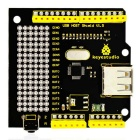USB Host v1.5 Shield Compatible with Google Android ADK Support UNO MEGA for Arduino