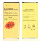 "Replacement 3.85V ""2850mAh"" Battery for Samsung Galaxy Alpha / G850"