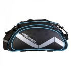 ROSWHEEL Bike / Mountain Bike Package Shoulder Bag - Black + Blue