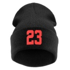 Hip Hop Knit Cap Street Dance Wool Cap Hooded Cap Winter Hat