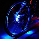 Leadbike Dazzle Colour Bicycle Warning Light / Wheel Decoration Lamp