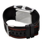 Fashion Unisex Digital LED Watch for Men Women - Black