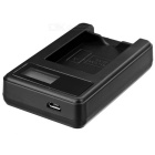5V Camera Battery Charger with LCD Screen for Canon NB-10L