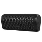 Outdoor Cycling Wireless Stereo Bluetooth Speaker Subwoofer - Black